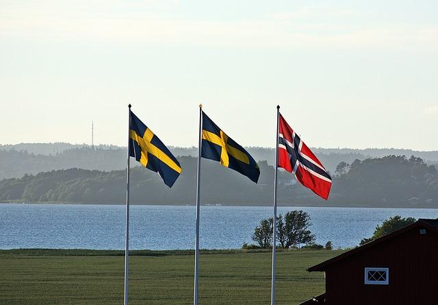 Flaggstänger